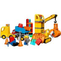 LEGO DUPLO 10813 Veľké stavenisko