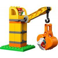 LEGO DUPLO 10813 Veľké stavenisko 5