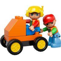 LEGO DUPLO 10813 Veľké stavenisko 6
