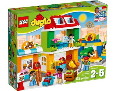 LEGO DUPLO 10836 Námestie