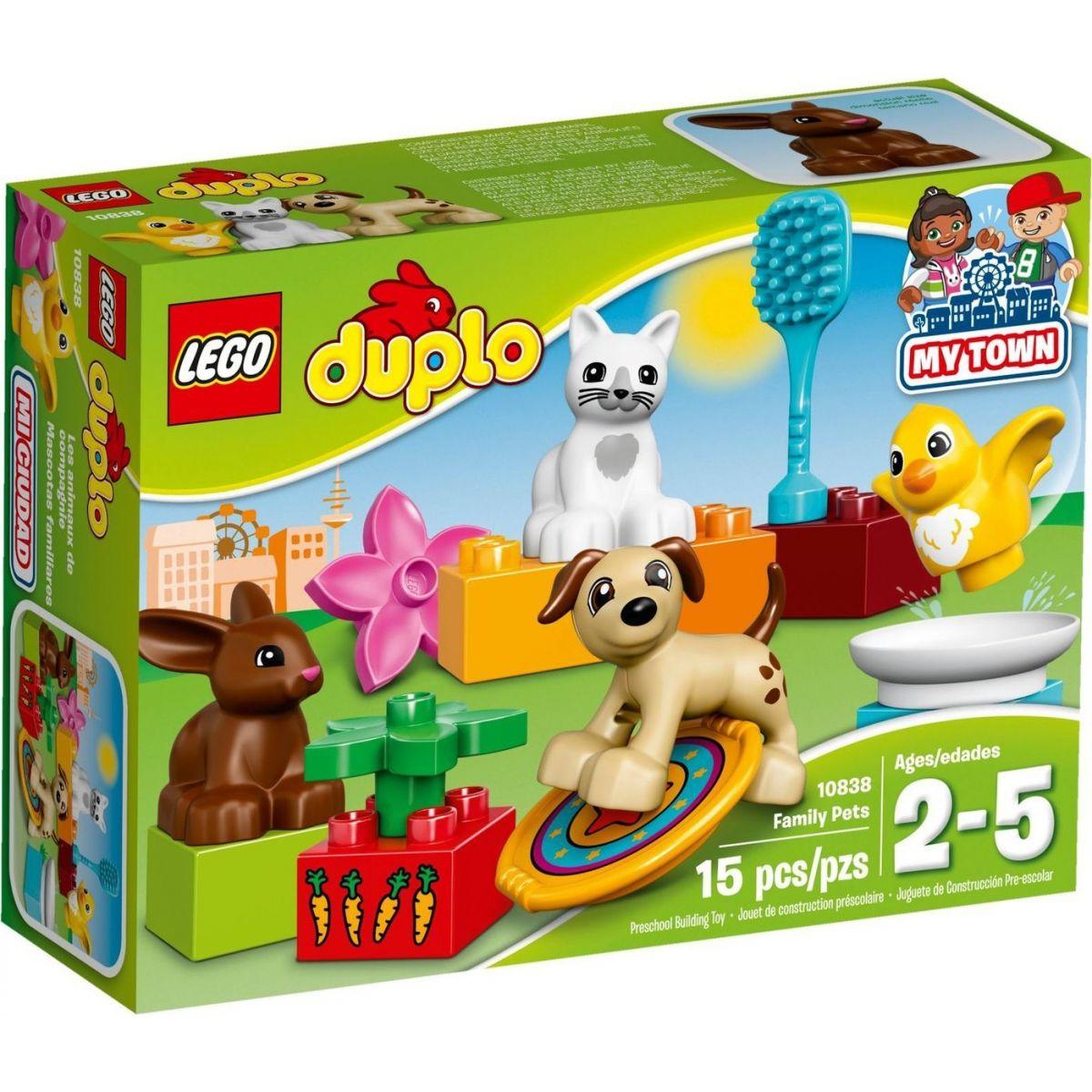 LEGO DUPLO 10838 Domáci maznáčikovia - Poškodený obal