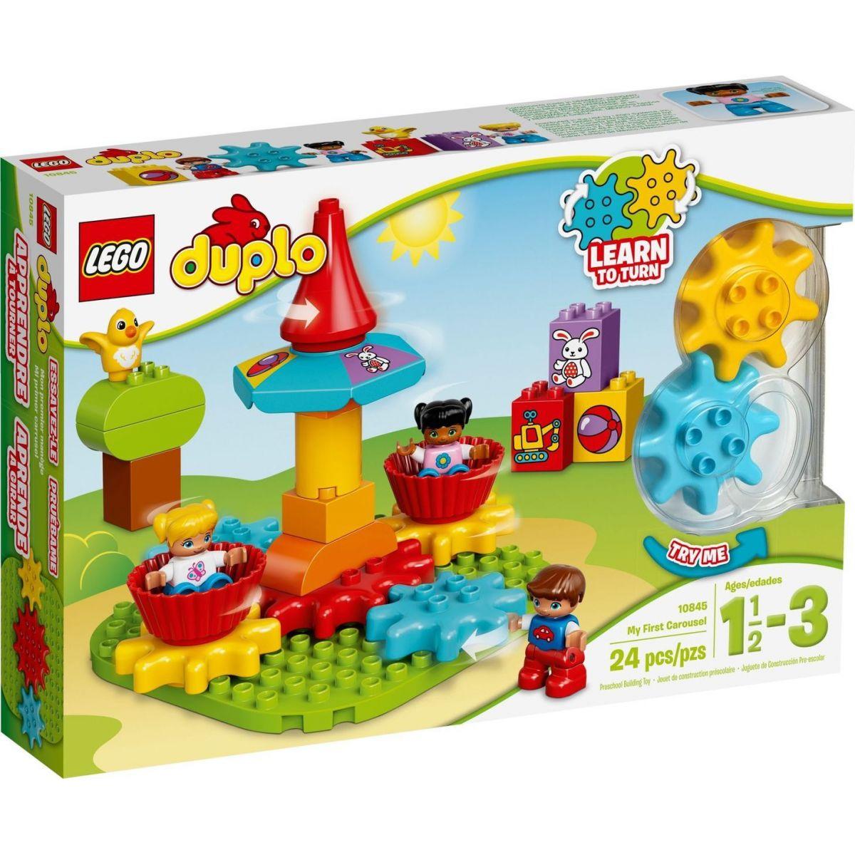 LEGO DUPLO 10845 Môj prvý kolotoč
