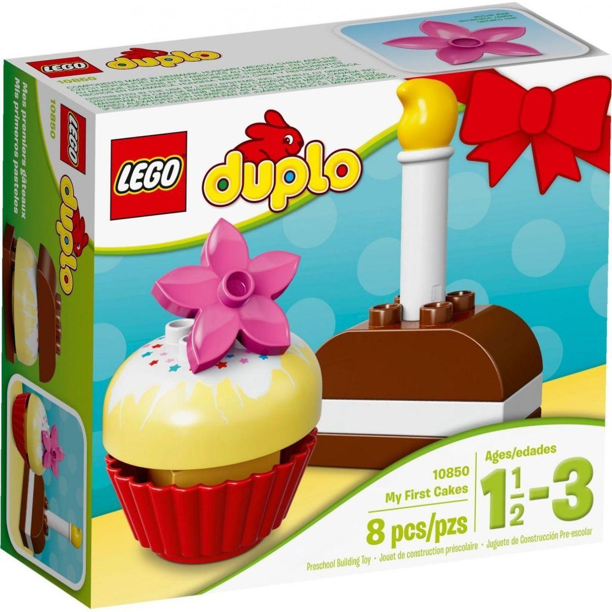 LEGO Duplo 10850 Moja prvá torta