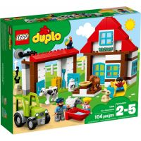 LEGO Duplo 10869 Dobrodružstvo na farme