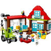 LEGO Duplo 10869 Dobrodružstvo na farme 2