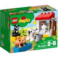 LEGO Duplo 10870 Zvieratká z farmy