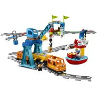 LEGO DUPLO 10875 Nákladný vlak