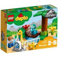 LEGO DUPLO 10879 Jurassic World Dinosauria zoo 3