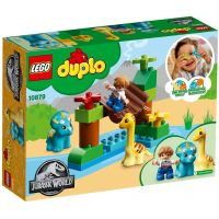 LEGO DUPLO 10879 Jurassic World Dinosauria zoo 4