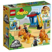LEGO DUPLO 10880 T-Rex a veža