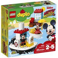 LEGO Duplo 10881 Mickeyho ľoď