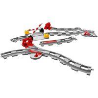 LEGO DUPLO 10882 Koľajnice 2