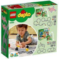 LEGO DUPLO 10882 Koľajnice 3