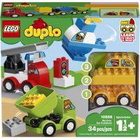 LEGO DUPLO 10886 Moje prvé výtvory vozidiel
