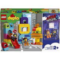LEGO DUPLO 10895 Emmet, Lucy a návštevníci z planéty DUPLO® 2