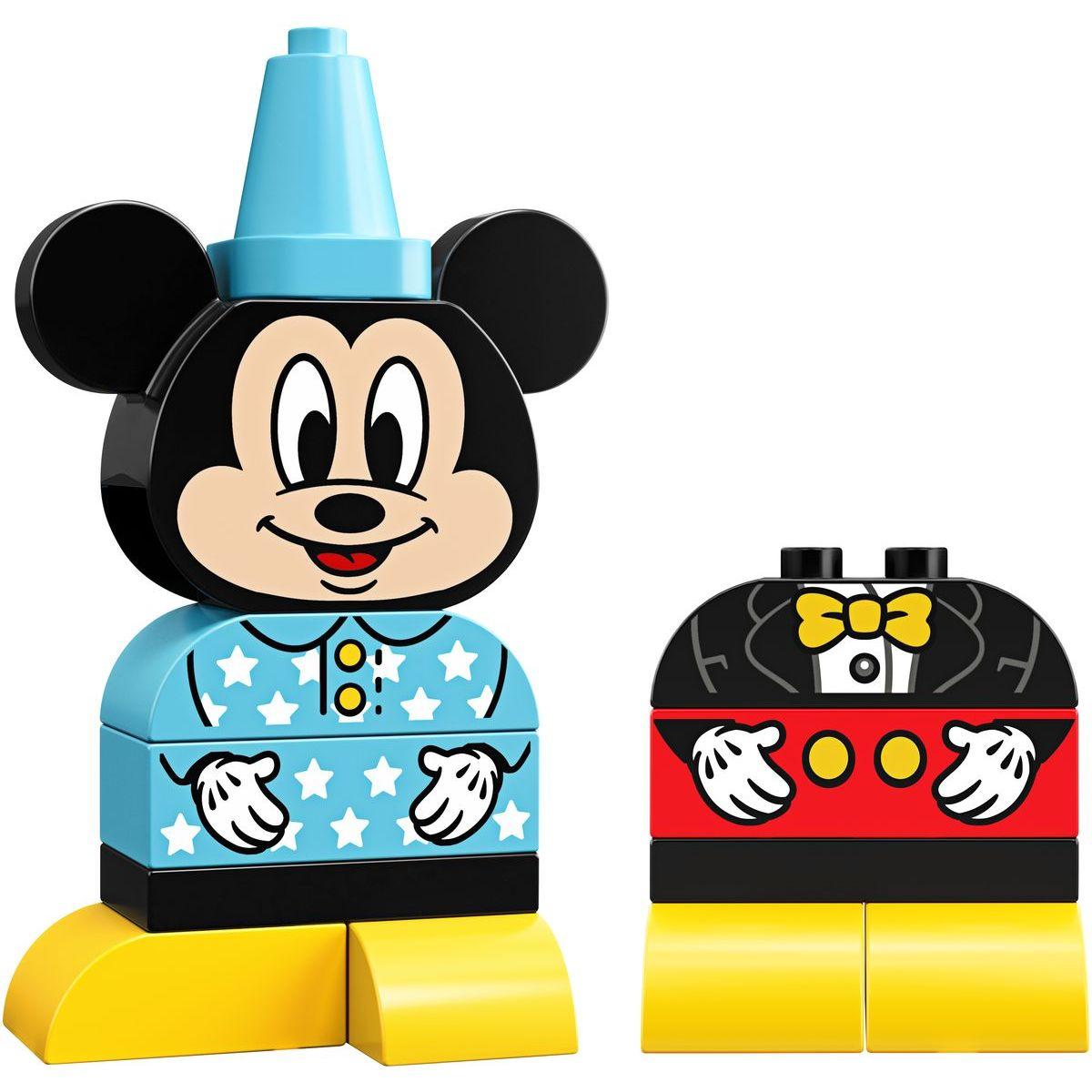 LEGO DUPLO 10898 Moja prvá stavebnica Mickeyho