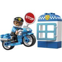 LEGO® DUPLO® 10900 Policajná motorka 2