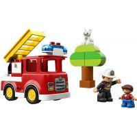 LEGO® DUPLO® 10901 Hasičské auto 2