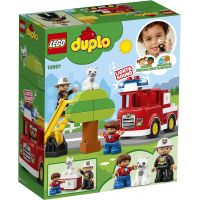 LEGO DUPLO 10901 Hasičské auto 3