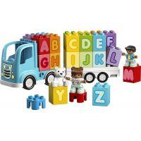 LEGO Duplo 10915 Nákladiak s abecedou