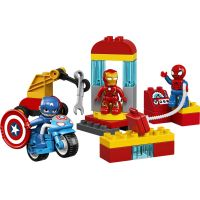 LEGO Duplo 10921 Laboratórium superhrdinov