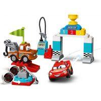 LEGO DUPLO Cars TM 10924 Bleskový McQueen a deň pretekov 3