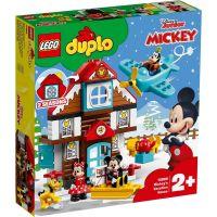 LEGO Duplo Disney 10889 TM Mickeyho prázdninový dom - Poškodený obal