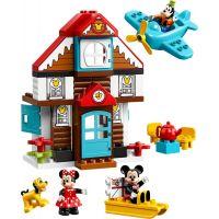 LEGO Duplo Disney 10889 TM Mickeyho prázdninový dom - Poškodený obal 3