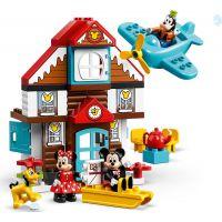 LEGO Duplo Disney 10889 TM Mickeyho prázdninový dom - Poškodený obal 4