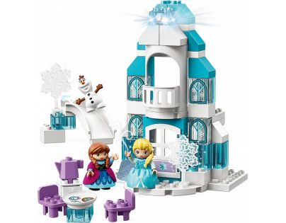 LEGO Duplo Disney ™ 10899 Zámek z Ledového království