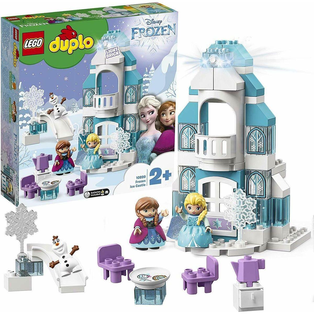 LEGO® DUPLO® Disney ™ 10899 Zámok z Ľadového kráľovstva