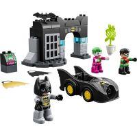 LEGO DUPLO Super Heroes 10919 Batmanova jaskyňa