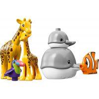 LEGO® DUPLO® Town 10907 Zvieratá sveta 5