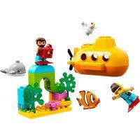 LEGO Duplo Town 10910 Dobrodružstvo v ponorke