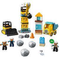 LEGO DUPLO Town 10932 Demolácia na stavenisku