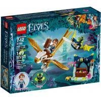 LEGO Elves 41190 Emily Jones a únik na orlovi