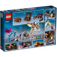 LEGO Harry Potter 75952 Mlokov kufrík s čarovnými bytosťami 2
