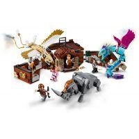 LEGO Harry Potter 75952 Mlokov kufrík s čarovnými bytosťami 3