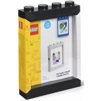 LEGO fotorámik čierna 2