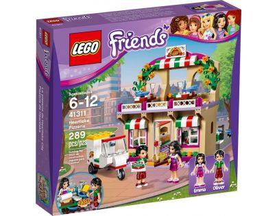 LEGO Friends 41311 Pizzeria v mestečku Heartlake