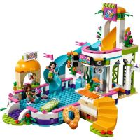 LEGO Friends 41313 Letný bazén v mestečku Heartlake 2