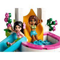 LEGO Friends 41313 Letný bazén v mestečku Heartlake 6