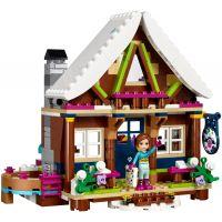 LEGO Friends 41323 Chata v zimnom stredisku 2
