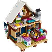 LEGO Friends 41323 Chata v zimnom stredisku 3