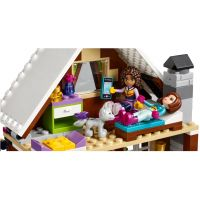 LEGO Friends 41323 Chata v zimnom stredisku 4