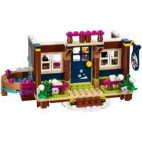 LEGO Friends 41323 Chata v zimnom stredisku 5