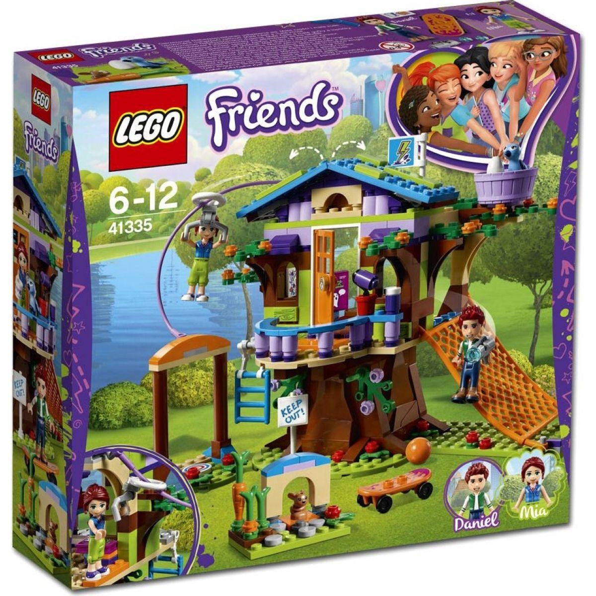 LEGO Friends 41335 Mia a jej domček na strome - Poškodený obal