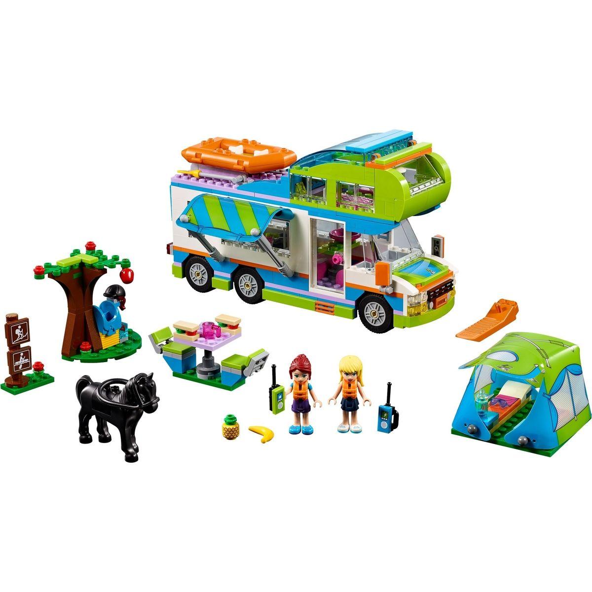 LEGO Friends 41339 Mia a její karavan - Poškozený obal