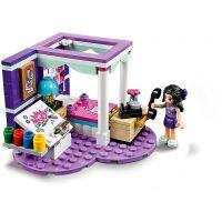 LEGO Friends 41342 Emma a jej luxusná izba 5