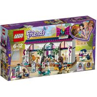 LEGO Friends 41344 Andrea a jej obchod s módnymi doplnkami